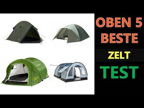 Beste Zelt Test 2019