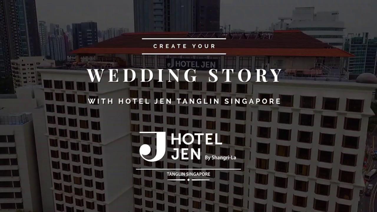 Hotel Jen Tanglin Singapore by Shangri-La video preview