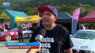 DriftSC é sucesso de público em Balneário Camboriu