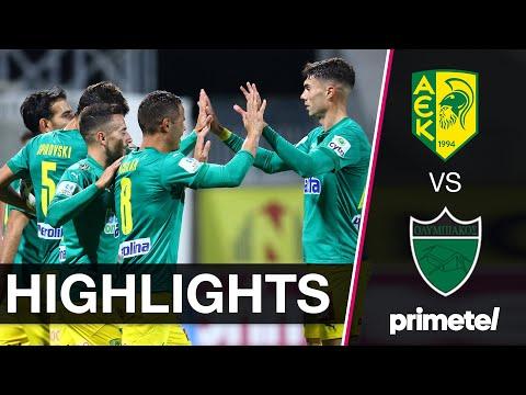 Highlights trận đấu giữa AEK Larnaca và Olympiakos Nicosia