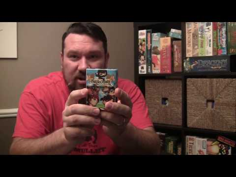 One Board Family Review: Battle Goats