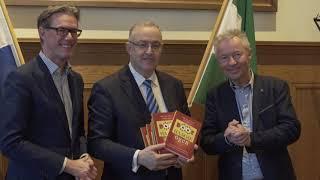 Burgemeester Aboutaleb over 'Door Haagse ogen'