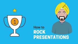 How to Rock Presentations!