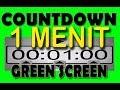 Download Lagu Free HD GreenScreen TIMER COUNTDOWN 1 menit Mp3 Free