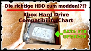 XBox Classic Festplatten-Upgrade?