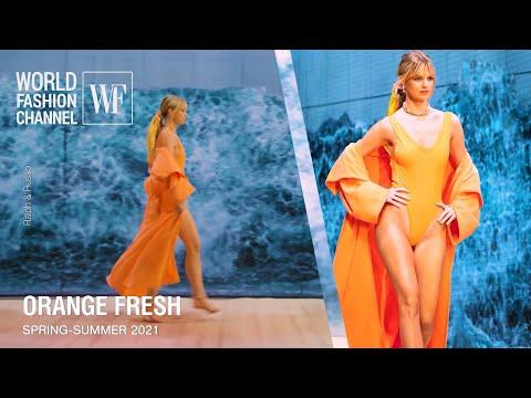 Оранжевое лето | весна-лето 2021