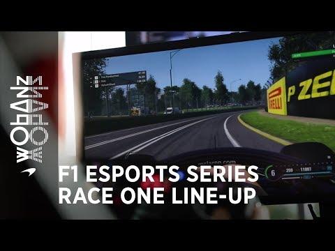 F1 Esports Series | Race One Team
