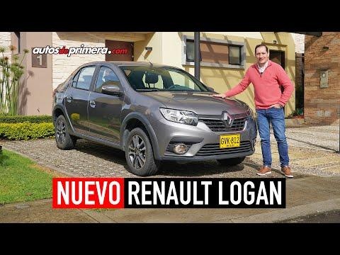 Renault Logan 2020 🔥 ¿Un sedán crossover? 🔥 Prueba - Reseña