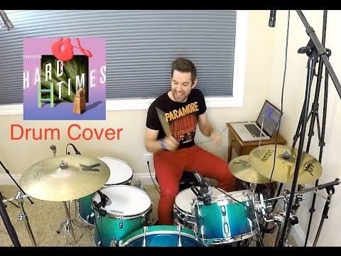 Paramore - Hard Times (NEW SONG 2017) - Drum Cover - Studio Quality (HD)