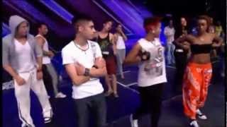 Gambar cover One Direction - Bootcamp - The X Factor 2010