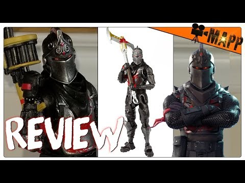 The Black Knight Fortnite Figure Review Mcfarlane Toys Make A