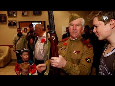 Солдаты – в путь! Праздник призывника в Краснознаменске