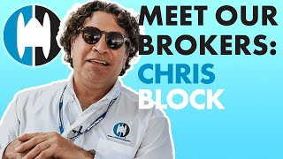 Meet Our Brokers at The Catamaran Company: Chris Block