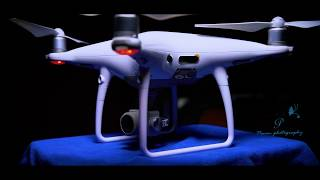 Introducing Our Equipment DJI Phantom 4 Pro Drone In Cinematic View | Pavan Photography|Charan Edits