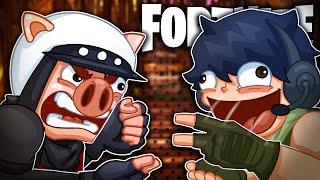 The Most Intensely Epic 1v1 Battle In Fortnite Battle Royale!
