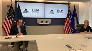NAFCU and EXIM sign a two-year Memorandum of Understanding