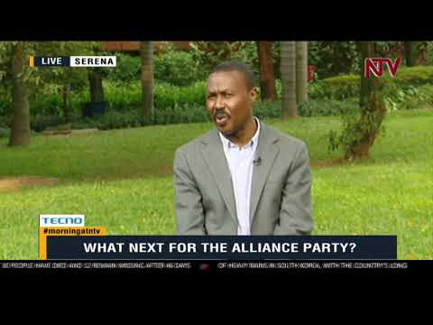 ELECTION WATCH: What's next for 'The Alliance' ?