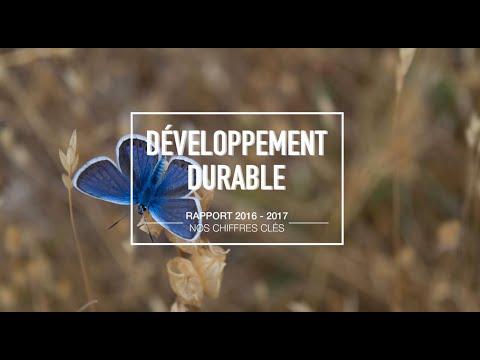 Rapport Développement Durable 2016 - 2017 2/2