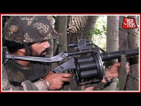 Breaking News   Uri में पाकिस्तान की गोलीबारी; भारत की ओर से पाकिस्तान को मुंहतोड़ जवाब