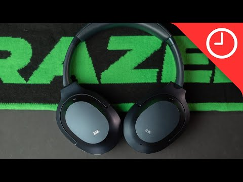 External Review Video VboguCLWpgY for Razer Opus Wireless Headphones with THX Certification & Active Noise Cancellation