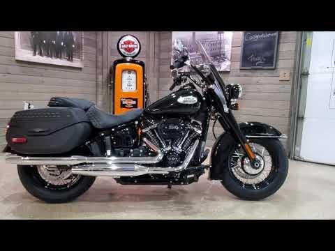 2021 Harley-Davidson Heritage Classic 114 in Kokomo, Indiana - Video 1