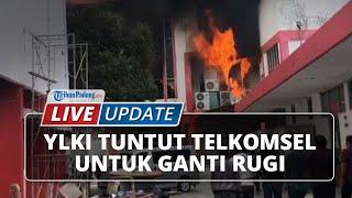 LIVE UPDATE: YLKI Tuntut Telkomsel untuk Ganti Rugi