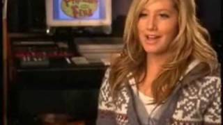 Ashley Tisdale candace advert