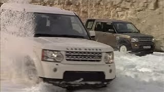 Тест-драйв Land Rover Discovery 4, дизельного и бензинового!