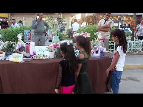 شاهد بالفيديو.. فعاليات فنية وثقافية في شارع الثقافة بمدينة الناصرية #المربد