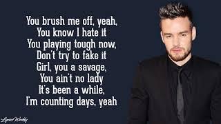Liam Payne, French Montana   First Time (Lyrics)