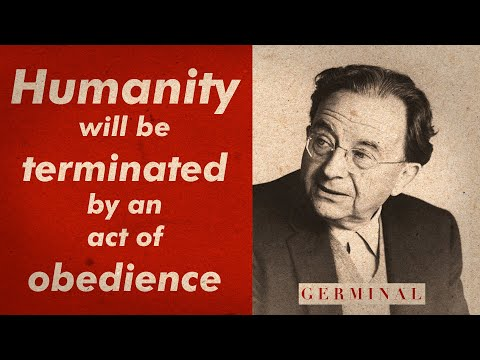On Disobedience: Or How Obedience Can Be Harmful | Erich Fromm