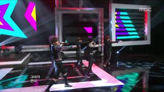ChAOS - She's Coming, 카오스 - 그녀가 온다, Music Core 20120211