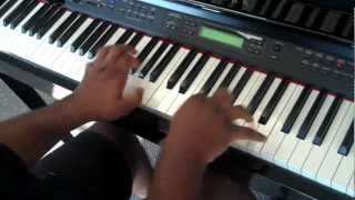 John Legend - Used To Love U (Piano Cover)