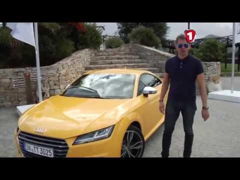 Audi  TT Купе класса A - тест-драйв 3
