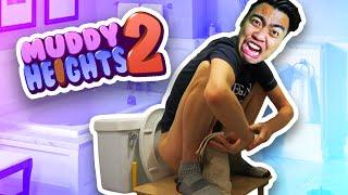 I'M POOPING AGAIN! | Muddy Heights 2 | Kholo.pk