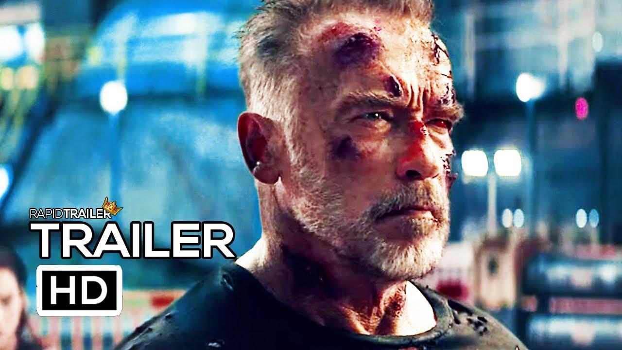 Trailer/Spoiler: Terminator: Dark Fate, 2019