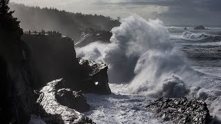 Oregon Coast Awesome Storm Watching Spots