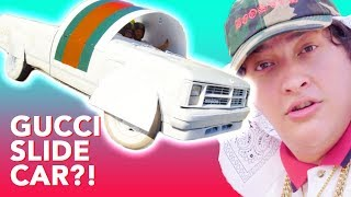 Gucci Flip Flop Truck | Cheap Thrills BOOSTED