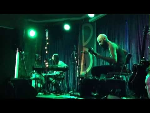 "RAZORS OF OCKHAM - ""FIN"" - Live at The Brunswick Hotel - Jan 2012"