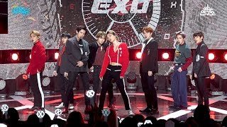 [예능연구소 직캠] 엑소 Tempo @쇼!음악중심_20181117 Tempo EXO in 4K