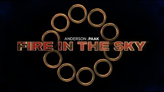 Fire In The Sky - Anderson .Paak | Marvel Studios' Shang-Chi and The Legend of The Ten Rings