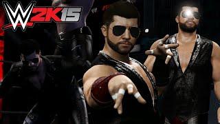 WWE 2K15 Original CAW: Rafael Torres