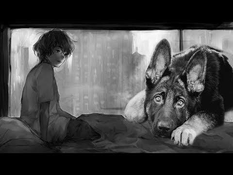 """Мальчик и Пёс """"Гонец"""" Страшные и Мистические Истории"""
