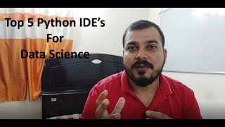 Top 5 Python IDEs For Data Science