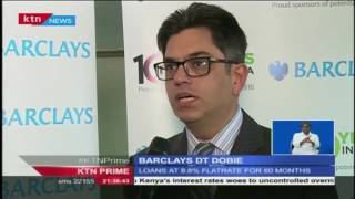 Barclays Bank of Kenya sign a patnership with Dt Dobies