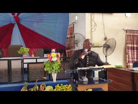 Pastor Akintunde Agun message Harvest of Abundance