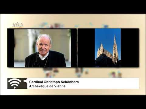 """""""La fraternité humaine est la seule réponse à la haine"""" : l'appel du cardinal Schönborn"""