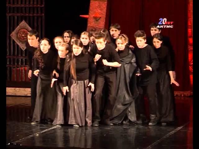 На телеканале «АКТИС» выйдет новый спектакль театра «Факел».