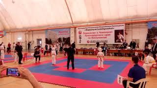 Первенство и Чемпионат Краснодарского края по карате киокусинкай
