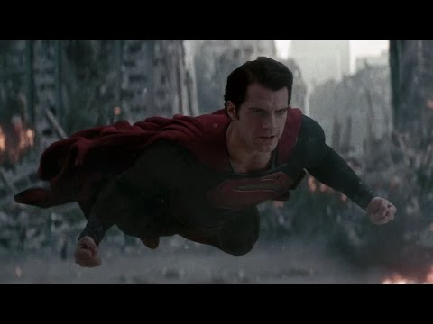 Non-Stop Action: Kal-El vs General Zod | Man of Steel